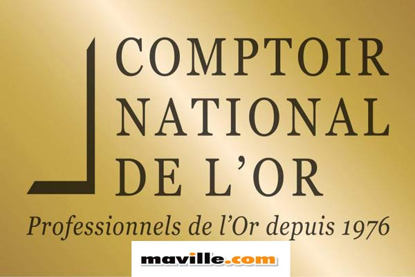 On parle du Comptoir National de l'Or dans maville.com à Quimper