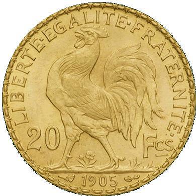 photo cote piece d or 20 francs