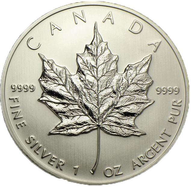 Maple Leaf 1 Oz 2019