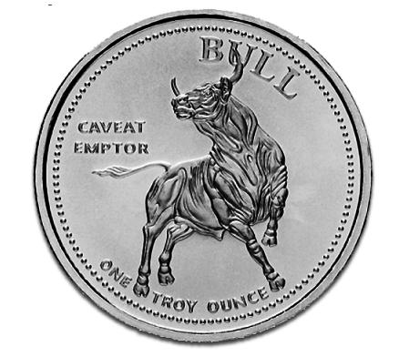 Bull and Bear, 1oz