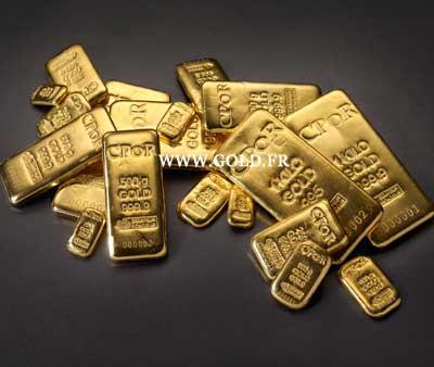 Lingot d or de 1 kg cours et cotation prix achat et vente - Prix du fer au kilo ...