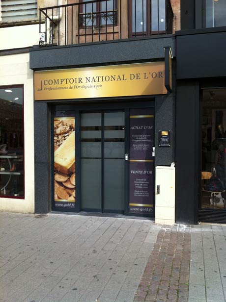 Comptoir National de l'Or Strasbourg Kléber Comptoir National de l'Or Strasbourg Kléber