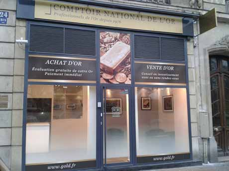comptoir national or lille