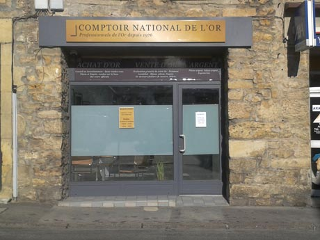 Comptoir National de l'Or Pontarlier 25300