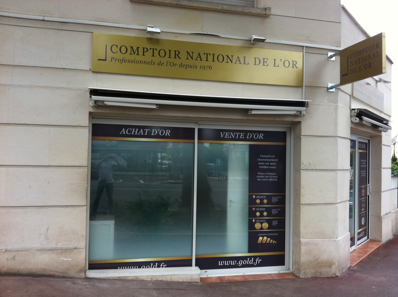 Comptoir National de l'Or Antony