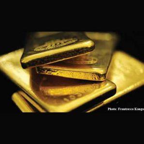 L'or échappe à la morosité générale
