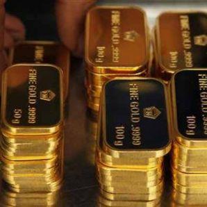 Un début d'année calme pour l'once d'or
