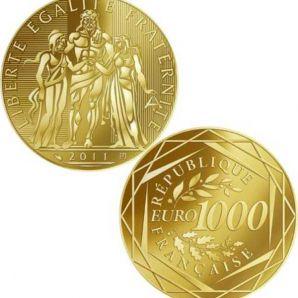 La Monnaie de Paris met en vente 10 000 Hercules en or