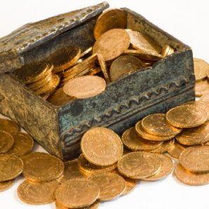 A la chasse aux trésors…