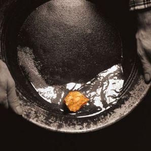 Guyane : une importante réserve d'or