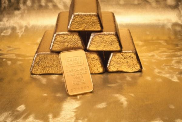 L'once d'or se remet au vert