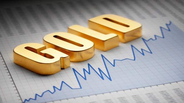 L'once plombée par la performance du dollar