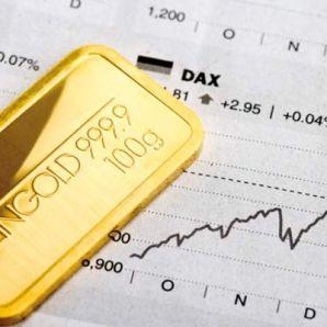 L'or continue de progresser face à un marché en baisse