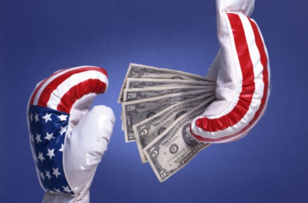 Repli mensuel de 6% des marchés américains