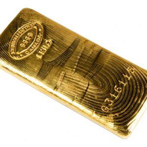 Le lingot d'or 1ère Partie
