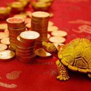 Les pièces d'or ont le vent en poupe