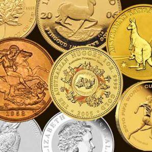 Les pièces d'or 2e partie