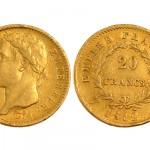 Le 20 Francs en or : Vedette des francs tunisiens