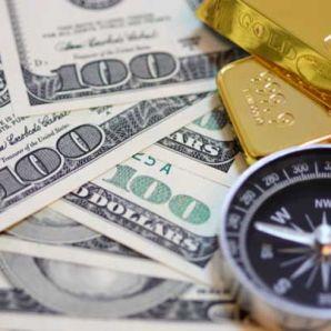 L'or enregistre un pic de deux mois