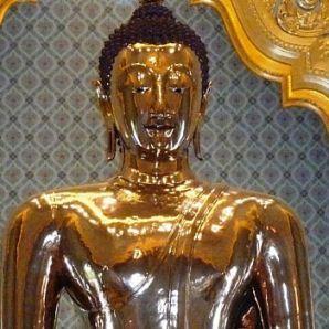 Le buddha d'or