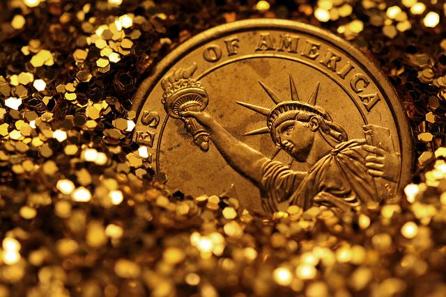 Deuxième semaine consécutive de hausse pour l'or