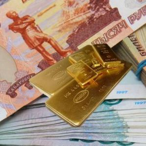 L'Or : une passion russe ?