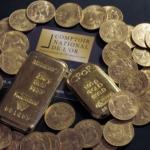 Trucs & Astuces : augmentation pour le cours de l'Or et pour le Napoléon en 1 an