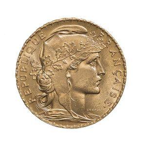 pièce d'or Napoléon