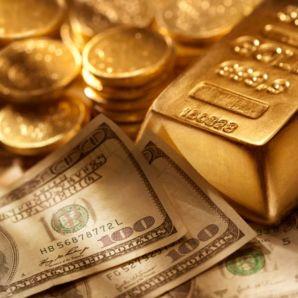 L'once arrive à maintenir son équilibre face à la dépréciation du dollar américain