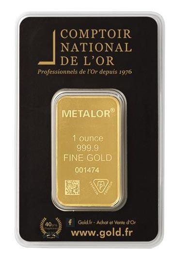 Le lingot d'or : un concentré de rentabilité et de sécurité