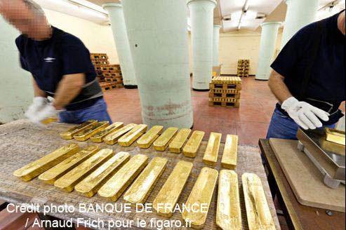 Le lingot d'or : un excellent moyen pour investir dans le métal jaune