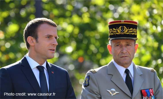 Depuis le début 2017, Donald Trump inquiète, Emmanuel Macron promet, l'or rassure.