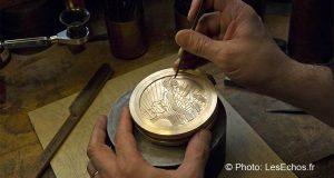800 millions de pièces frappées chaque année