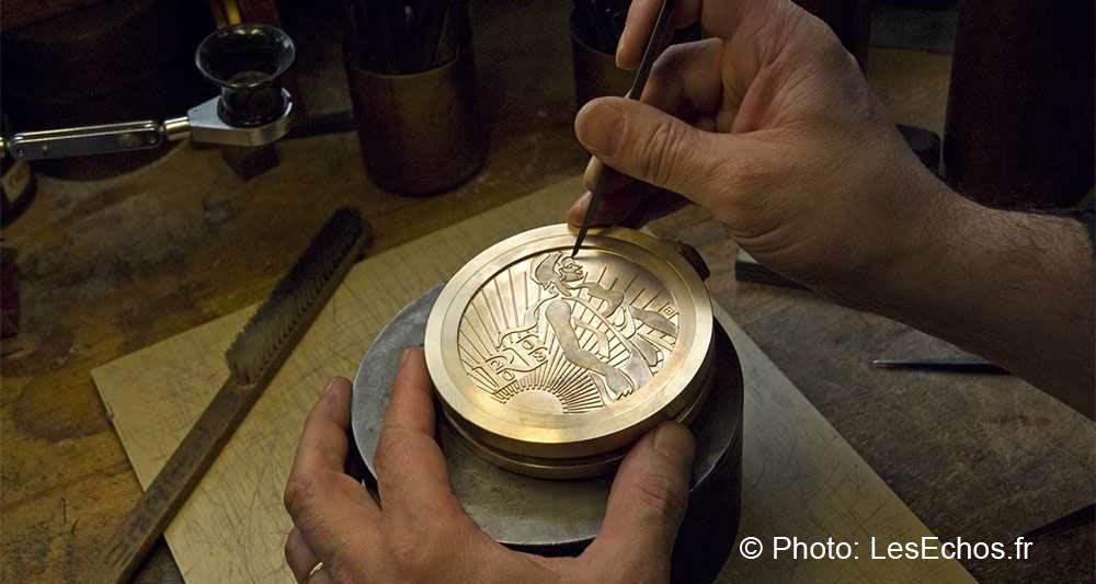 Comment se fabrique la Monnaie de Paris ?