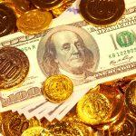 Les different types de dollars américains en or