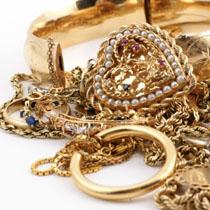 Le bijou en or…Un grand classique