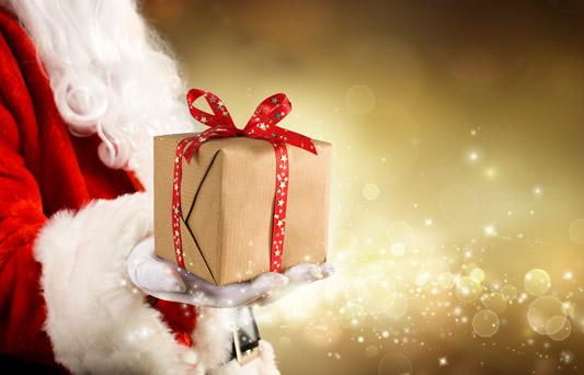 Achetez vos cadeaux de Noël en échange d'un 1 ou 2 Napoléons
