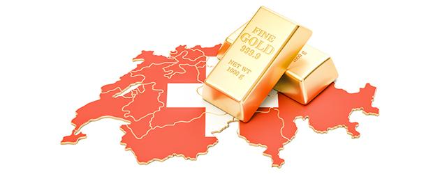Où est stocké l'or suisse?