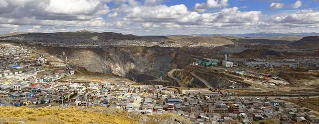 Tour du monde de l'or : la mutation de l'extraction d'or au Pérou