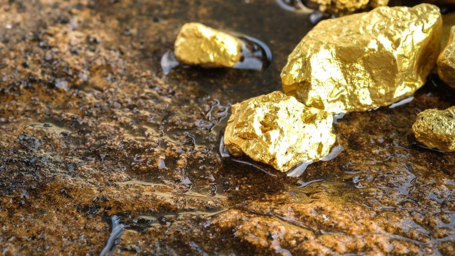 Les réserves des mines d'or dans le monde