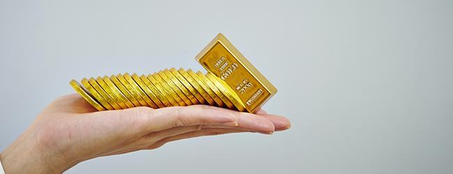 La tendance de l'or sur les 4 premiers mois de 2018