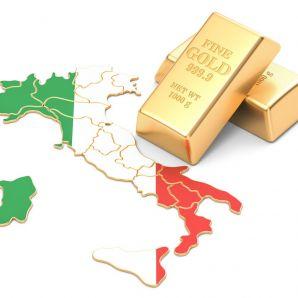 Changement d'orientation politique en Italie, quelle influence sur le cours de l'or ?