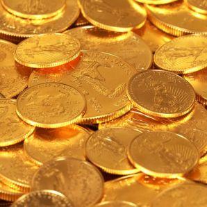 Quel est le cours légal des pièces d'or ?