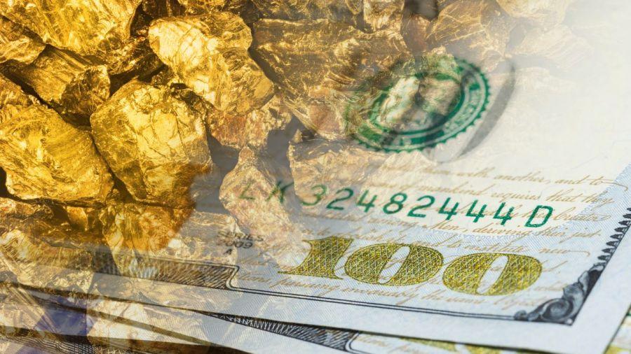 La production américaine d'or chute au 1er semestre