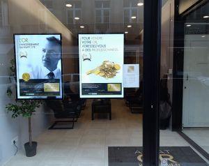Nouvelle agence Comptoir National de l'Or à Bordeaux