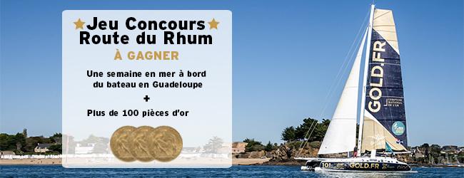 Participez au Grand Jeu Concours Gold.fr - Pièces en or à gagner