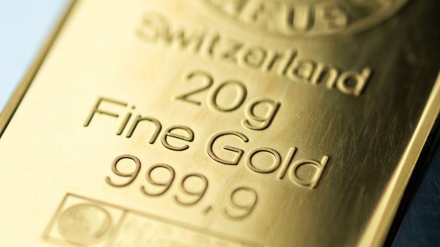 Les exportations suisses d'or vers la Chine en hausse de 60%