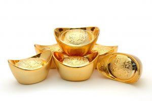 Chine: la demande d'or investissement en hausse de 25% sur 1 an