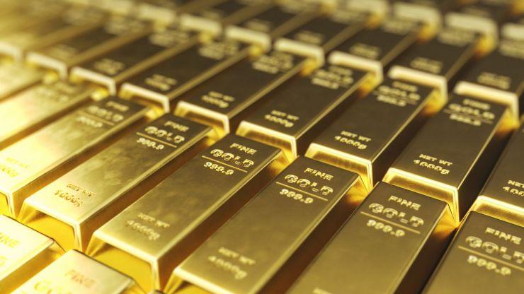 Ces 5 fonds cotés qui détiennent 1500 tonnes d'or