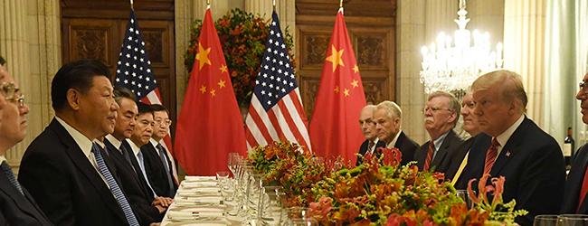 Trêve entre la Chine et les Etats-Unis : et après ?